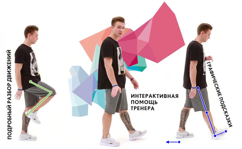 Обучение танцу Шафл для начинающих - Онлайн уроки -Видео