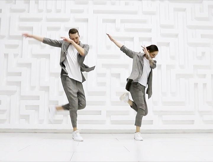 Видео танца Шафл